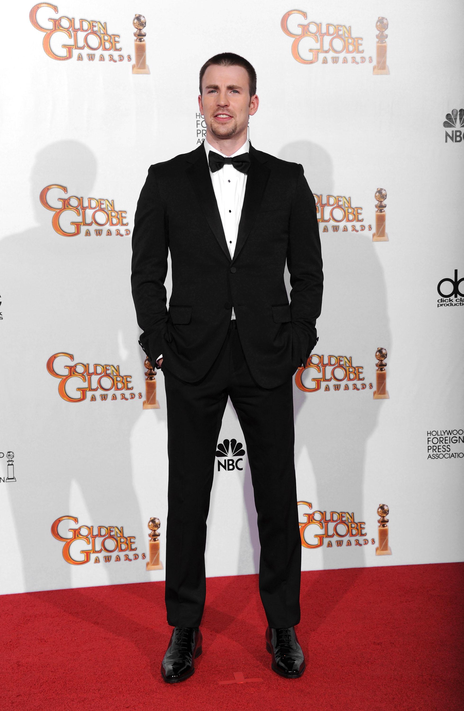 Golden Globes  Uomini in Gucci  963ec331c117