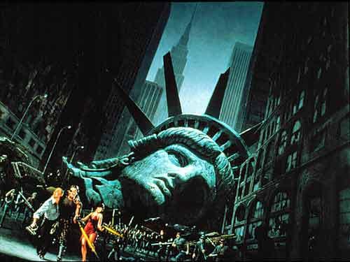 """Risultati immagini per """"Fuga da New York""""."""